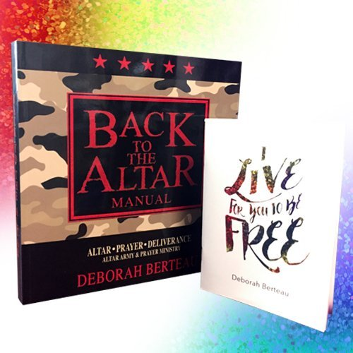 Back To The Altar Manual + I Live For You To Be Free